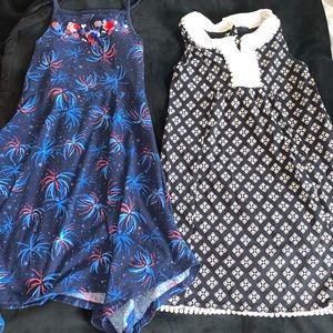 Dresses Girls Set of 2